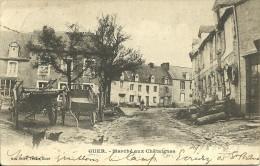 GUER - Marché Aux Chataignes                    -- Décré - Guer Coetquidan