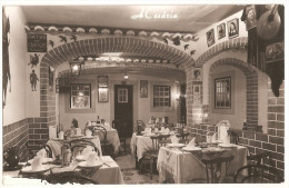 Lisboa - Restaurante A Cesária - Fado - Pátio Das Cantigas - Comercial - Publicidade Portugal - Lisboa