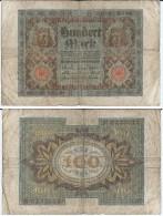 Alemania - Germany 100 Mark 1920 7 Nºs Pick-69.a Ref 51-3 - [ 3] 1918-1933 : República De Weimar