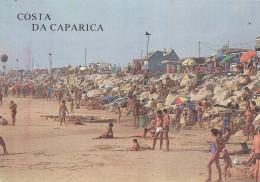 Costa Da Caparica - Novo Aspecto Da Praia. Almada. - Setúbal