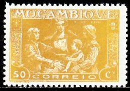 !■■■■■ds■■ Mozambique 1920 AF#222* Victims Of The War 50 Centavos (x4805) - Mozambique