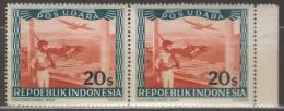 Indonesia ScC2 Plane, Sentry, Aircraft, Lake Toba, Sumatra, Avion, Pair - Avions