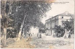 47. ST-HILAIRE-SUR-GARONNE. Avenue De Bordeaux - France