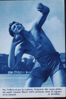 LANCE DU POIDS 1955 - Athlétisme