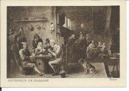 CHROMO , MUSCULOSINE BYLA , Jus De Viande Crue , Intèrieur De Cabaret - Chromos