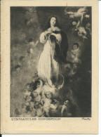 CHROMO , MUSCULOSINE BYLA , Jus De Viande Crue , L'Immaculée Conception - Chromos