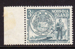 Norfolk Island 1956 Centenary Landing Set - Mint  Hinged - Norfolk Island