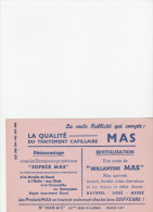 -  BUVARD Traitement Capillaire MAS - 043 - Profumi & Bellezza