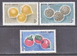 CAMBODIA   109-11  *  FRUITS - Cambodia