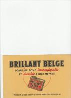 -  BUVARD Brillant Belge - 048 - Produits Ménagers