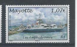 MAYOTTE  N° 188 * * T.B. - Mayotte (1892-2011)