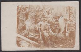 POLAND / UKRAINA - Galicia - Officers And Soldiers - K. U K. Feldpost, Year 1917, Bacs, Bač - Serbia - Weltkrieg 1914-18