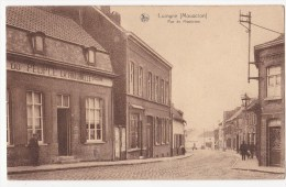 Luingne: Rue Des Mouscron. - Mouscron - Möskrön