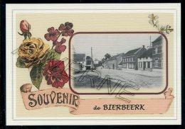 BIERBEEK   ..... Gare Souvenir  Creation Moderne Série Limitée Et Numerotée 1 à 10 ... N°4/10 - Bierbeek