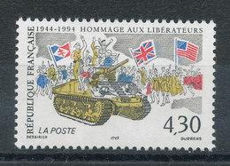 2888** Hommage Aux Libérateurs - Francia