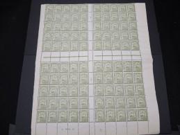 INDOCHINE - N° 123  En Feuille De 100 Exemplaires - Luxe Avec 2 Millésimes - Lot N° 5778 - Unused Stamps