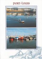 PORT LOUIS - Port De Plaisance Et Port De Pêche  (H9b-795) - Port Louis