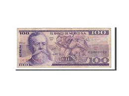 Mexique, 100 Pesos Type Carranza - Mexique