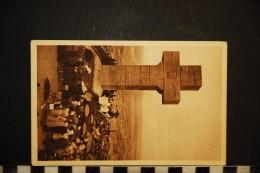 CP, 37, AUTUN Antique Croix De La Libération érigée Sur La Montagne St Sébastien N° 21 Vierge - Autun