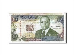 [#108984] Kenya, 10 Shillings Type D. Toroitich - Kenya