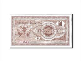 [#109078] Macédoine, 50 Denar Type 1992 - Macedonia