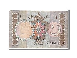 Pakistan, 1 Rupee Type 1981-82 - Pakistan