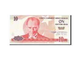 [#156077] Turquie, 10 N Lira Type Atatürk - Turkey