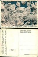 978)cartolina -  OSTRA AUGUSTEA DELLA ROMANITA',dietro Scritta Sostenuta Dal Banco Di Napoli - Guidonia Montecelio