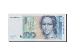 [#42871] Allemagne, 100 Deutsche Mark 1991, 1.8.1991, Schumann, Pick 41b - [ 7] 1949-… : RFA - Rep. Fed. Tedesca