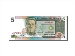Philippines, 5 Piso Type Aguinaldo - Philippines