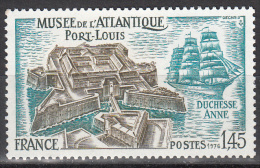 France    Scott No.  1506   Mnh    Year  1976 - Francia