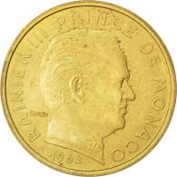 [#84489] Monaco, Rainier III, 10 Centimes 1962 Essai, KM E43 - 1960-2001 Nouveaux Francs