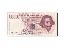 [#42099] Italie, 50 000 Lire 1984 Type Bernini, 6.2.1984, Pick 113b - 50000 Lire