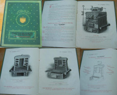 Richmond Stove Company - Générateurs à Magasin De Combustible - Edizione Aprile 1902 - Rif. A043 - Libri, Riviste, Fumetti