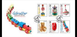Gibraltar - Postfris / MNH - FDC Europa, Oud Speelgoed 2015 NEW!! - Gibraltar