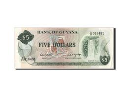 Guyana, 5 Dollars Type 1966 - Guyana