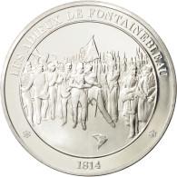 L'Histoire De France, Les Adieux De Fontainebleau, Médaille - France