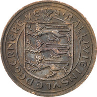 [#36020] Guernesey, Elizabeth II, 2 New Pence, 1971, KM 22 - Guernesey