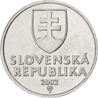 Slovaquie, République, 10 Halierov 2002, KM 17 - Slovaquie