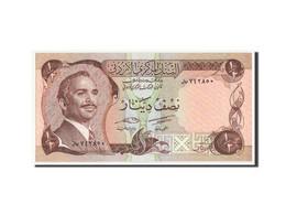 [#350108] Jordanie, 1/2 Dinar Type Third, Pick 17d - Jordanie