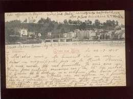 Gruss Aus Tölz Kalvarienberg édit. Rommeler & Jonas N° 1387 Kg Précurseur Timbre Briefmark Batern - Bad Toelz