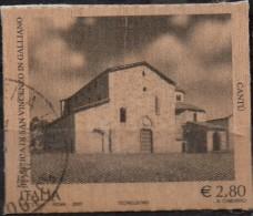 PIA - ITALIA  -  2007 : Basilica Di San Vincenzo In Galliano  -  (SAS  2981) - 6. 1946-.. Repubblica