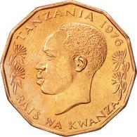 Tanzanie, 5 Senti 1976, KM 1 - Tanzanie