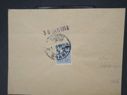 TURQUIE-Détaillons Belle Collection De Lettres (Pays Détachés Début 1900) - Rare Dans Cette Qualité  LOT P4009 - 1858-1921 Empire Ottoman