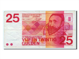 [#83395] Pays-Bas, 25 Gulden Type 1966-72, Pick 92a - [2] 1815-… : Kingdom Of The Netherlands