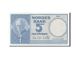 [#256427] Norvège, 5 Kroner, Type Fridtjof Nansen - Norvegia