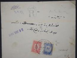 TURQUIE-Détaillons Belle Collection De Lettres (Pays Détachés Début 1900) - Rare Dans Cette Qualité LOT P4011 - 1858-1921 Empire Ottoman