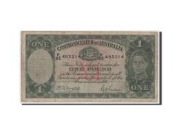[#42830] Australie, 1 Pound 1942, Pick 26b - Emissions Gouvernementales Pré-décimales 1913-1965