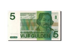 [#304778] Pays Bas, 5 Gulden Type Joost Van Den Vondel - 5 Florín Holandés (gulden)
