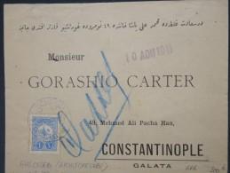 TURQUIE-Détaillons Belle Collection De Lettres (Pays Détachés Début 1900) - Rare Dans Cette Qualité   LOT P4012 - 1858-1921 Empire Ottoman